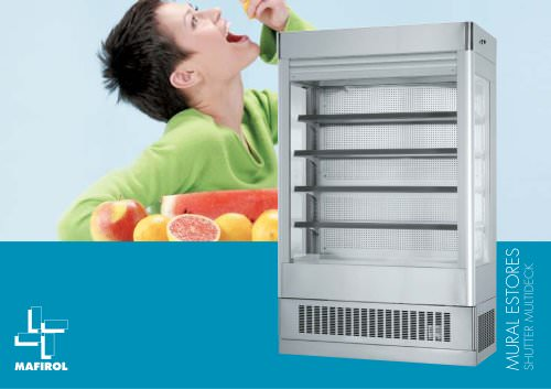Shutter Refrigerated Multideck_MAFIROL