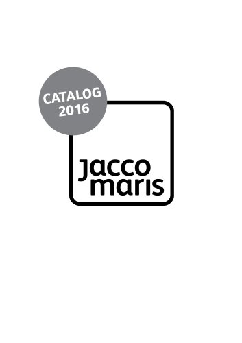 Catalog Jacco Maris Design
