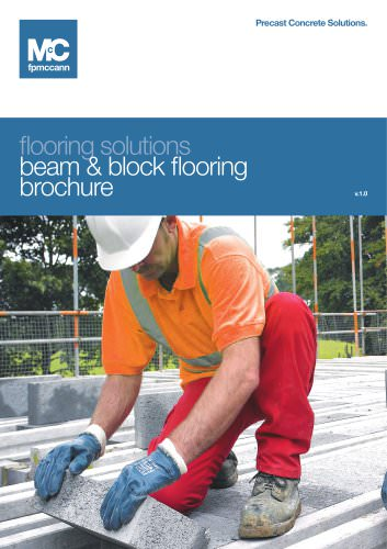 Beam and Block Flooring