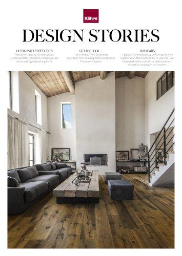 Kährs Magazine - Design Stories 2017