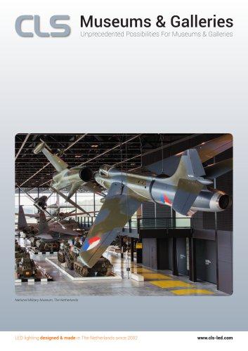 CLS Museum Brochure