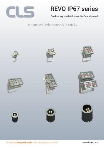 REVO Micro Inground Series