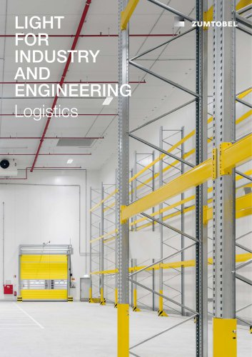 Light for industry and engineering: Logistics