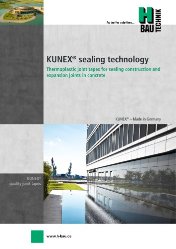 KUNEX® JOINT TAPES