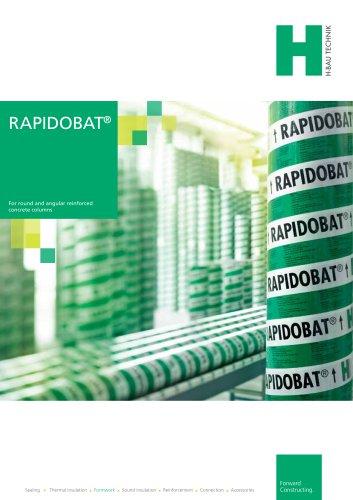 RAPIDOBAT® FORMWORK TUBES