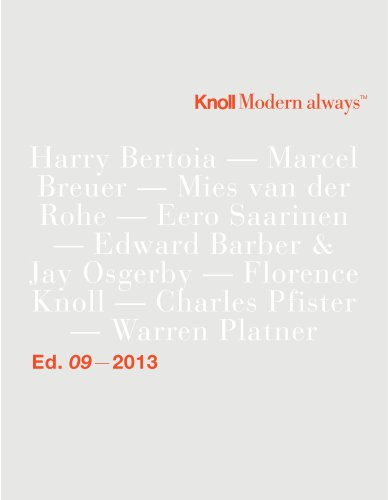 Knoll Modern always