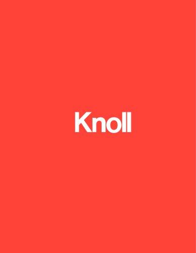 KnollStudio Residential Catalogue