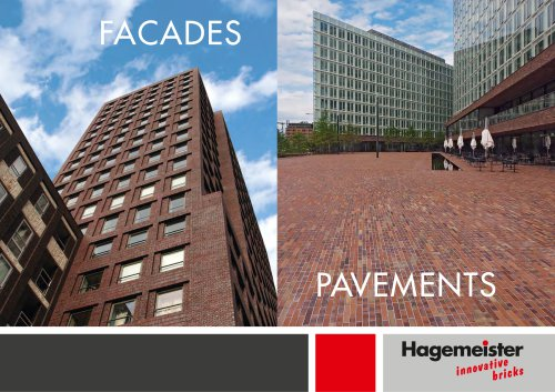 FACADES PAVEMENTS